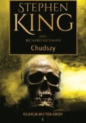 Okładka książki Chudszy Richard Bachman