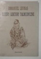 Okładka książki Cztery Lektury Talmudyczne Emmanuel Levinas