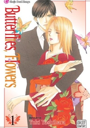 Okładka książki Butterflies, Flowers, Vol. 1 Yuki Yoshihara