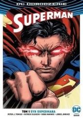 Okładka książki Superman: Syn Supermana Peter J. Tomasi,Mick Gray,Doug Mahnke,Jaime Mendoza,Jorge Jimenez,Patrick Gleason