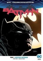 Okładka książki Batman: Jestem Gotham Scott Snyder,David Finch,Tom King
