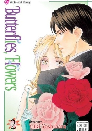 Okładka książki Butterflies, Flowers, Vol. 2 Yuki Yoshihara