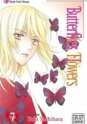 Okładka książki Butterflies, Flowers, Vol. 7