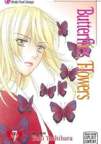 Okładka książki Butterflies, Flowers, Vol. 7 Yuki Yoshihara