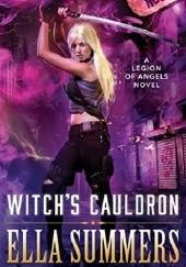 Okładka książki Witchs Cauldron Ella Summers