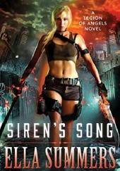 Okładka książki Sirens Song Ella Summers