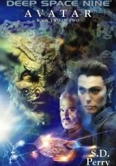 Okładka książki Avatar: Book Two S. D. Perry