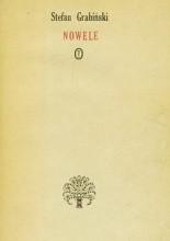 Okładka książki Utwory wybrane. Tom 1: Nowele