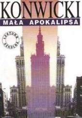 Okładka książki Mała apokalipsa Tadeusz Konwicki