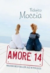 Okładka książki Amore 14 Federico Moccia