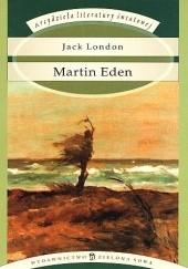 Okładka książki Martin Eden Jack London