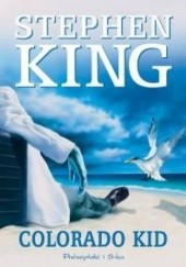 Okładka książki Colorado Kid Stephen King