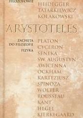 Okładka książki Zachęta do filozofii. Fizyka Arystoteles
