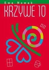 Okładka książki Krzywe 10 Ewa Nowak