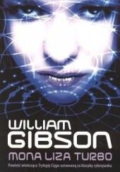 Okładka książki Mona Liza Turbo William Gibson