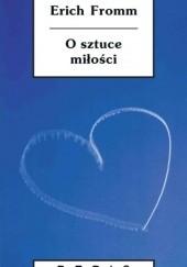 Okładka książki O sztuce miłości Erich Fromm