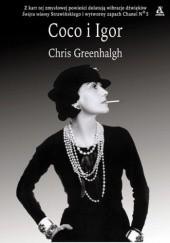 Okładka książki Coco i Igor Chris Greenhalgh
