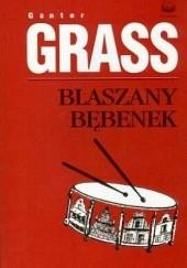Okładka książki Blaszany bębenek Günter Grass