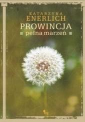 Okładka książki Prowincja pełna marzeń Katarzyna Enerlich