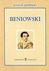Okładka książki Beniowski. Poema Juliusz Słowacki