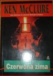 Okładka książki Czerwona zima Ken McClure