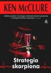 Okładka książki Strategia skorpiona Ken McClure