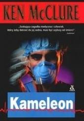 Okładka książki Kameleon Ken McClure