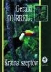 Okładka książki Kraina szeptów Gerald Durrell