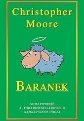 Okładka książki Baranek Christopher Moore