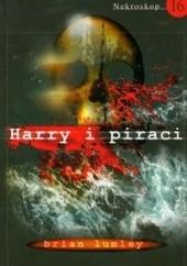 Okładka książki Harry i piraci Brian Lumley