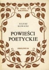 Okładka książki Powieści poetyckie Juliusz Słowacki
