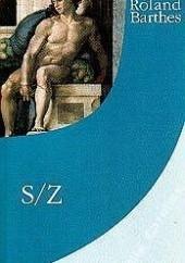 Okładka książki S/Z Roland Barthes