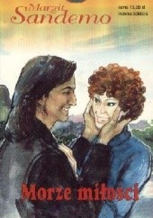 Okładka książki Morze miłości Margit Sandemo