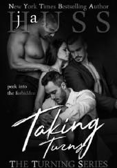 Okładka książki Taking Turns J.A. Huss