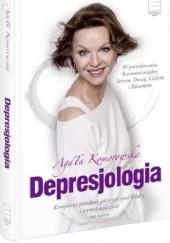 Okładka książki Depresjologia Agata Komorowska