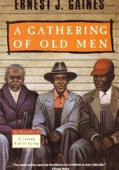Okładka książki A Gathering of Old Men