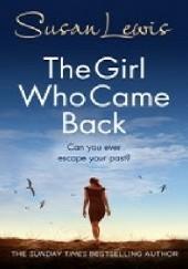 Okładka książki The Girl Who Came Back Susan Lewis