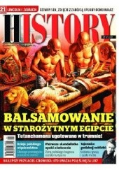 Okładka książki 21.Wiek History 4/2017 Redakcja magazynu 21. Wiek