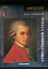 Okładka książki Mozart. Życie i twórczość