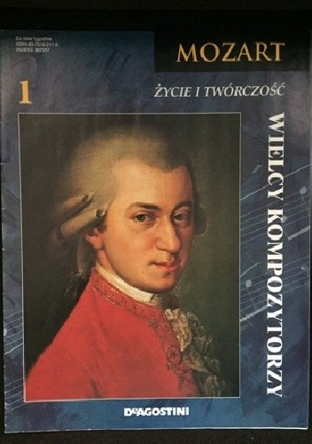 Okładka książki Mozart. Życie i twórczość praca zbiorowa