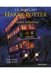 Okładka książki Harry Potter i Więzień Azkabanu J.K. Rowling