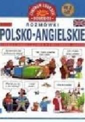 Okładka książki Rozmówki polsko-angielskie Angela Wilkes