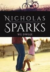 Okładka książki We dwoje Nicholas Sparks