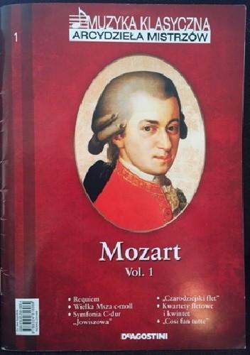 Okładka książki Mozart vol. 1 praca zbiorowa
