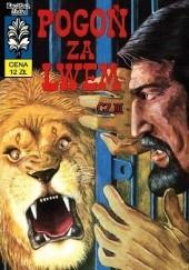 Okładka książki Pogoń za lwem Bogusław Polch,Władysław Krupka