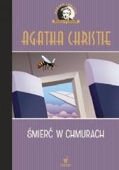 Okładka książki Śmierć w chmurach Agatha Christie