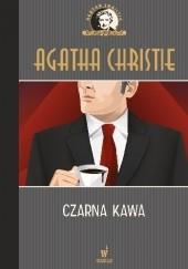 Okładka książki Czarna kawa Agatha Christie