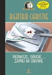 Okładka książki Pierwsze, drugie... zapnij mi obuwie Agatha Christie