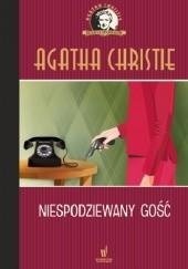 Okładka książki Niespodziewany gość Agatha Christie