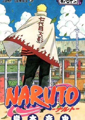 Okładka książki NARUTO -ナルト- 72 Masashi Kishimoto